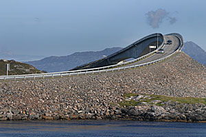 Summer at the Atlantic Road